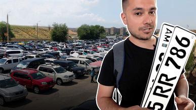 Покупка машины в Армении: за и против (видеоверсия)