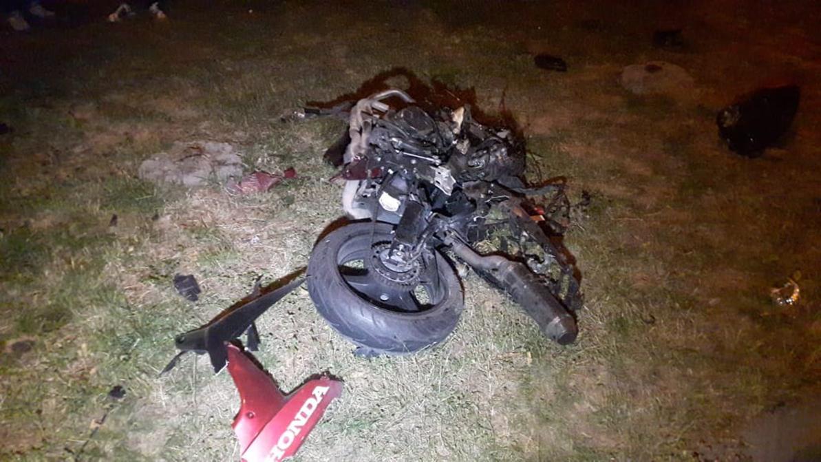 Мотоциклист погиб в аварии на проспекте Абая в Алматы