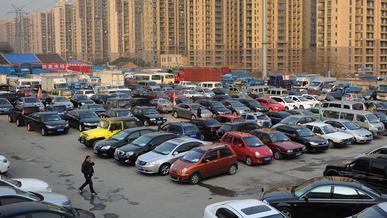 Китай будет поставлять бэушные машины на экспорт