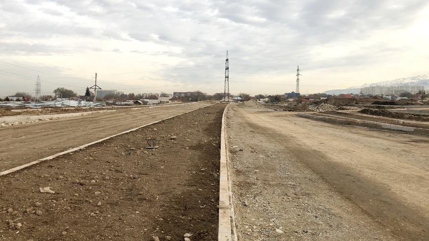 Пробивка проспекта Абая завершится нескоро