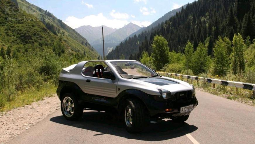 Уникальный Isuzu VehiCROSS выставили на продажу