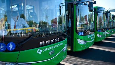Сотня электроавтобусов появится в Нур-Султане до конца года