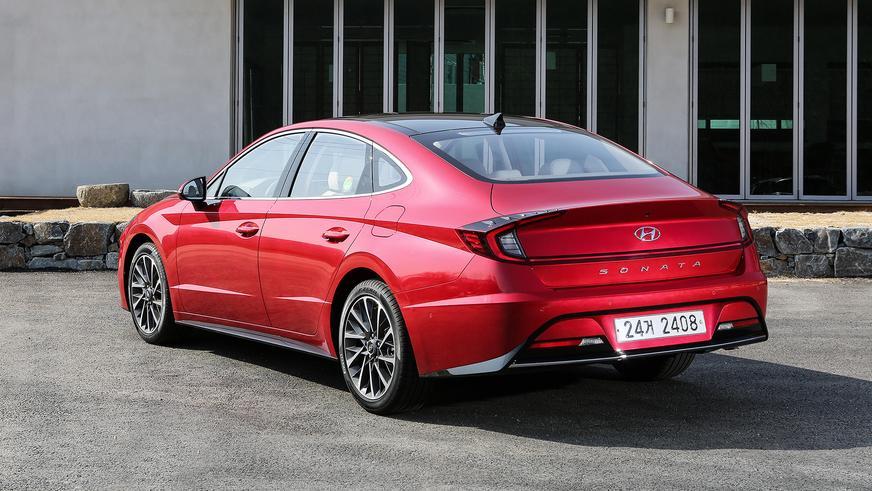 Какой будет новая Hyundai Sonata для Казахстана