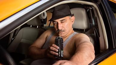 Таксисты, усыплявшие пассажиров, раскаялись, но всё равно отправились на нары