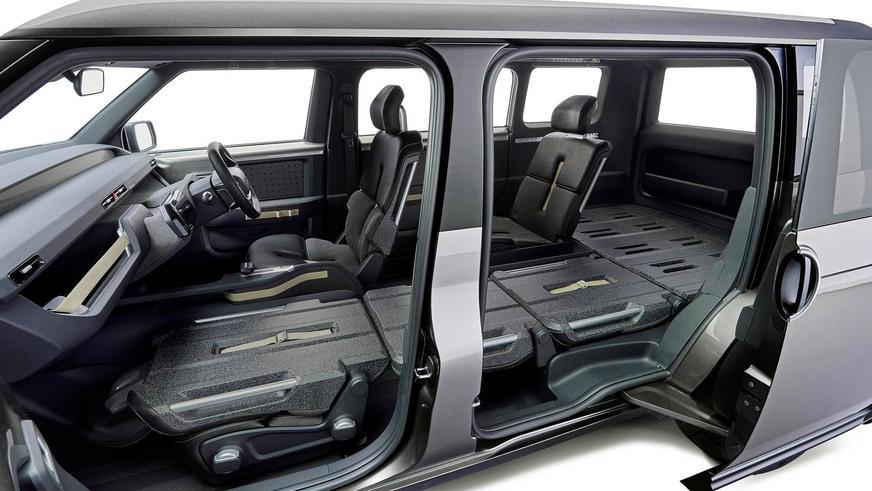 Концепт Toyota TJ Cruiser может стать серийным