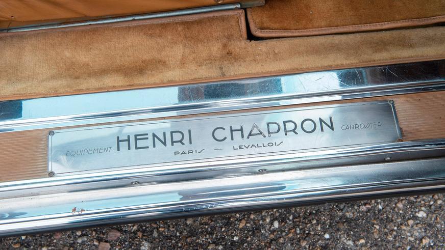 Mercedes-Benz с полностью стеклянной крышей пустят с молотка