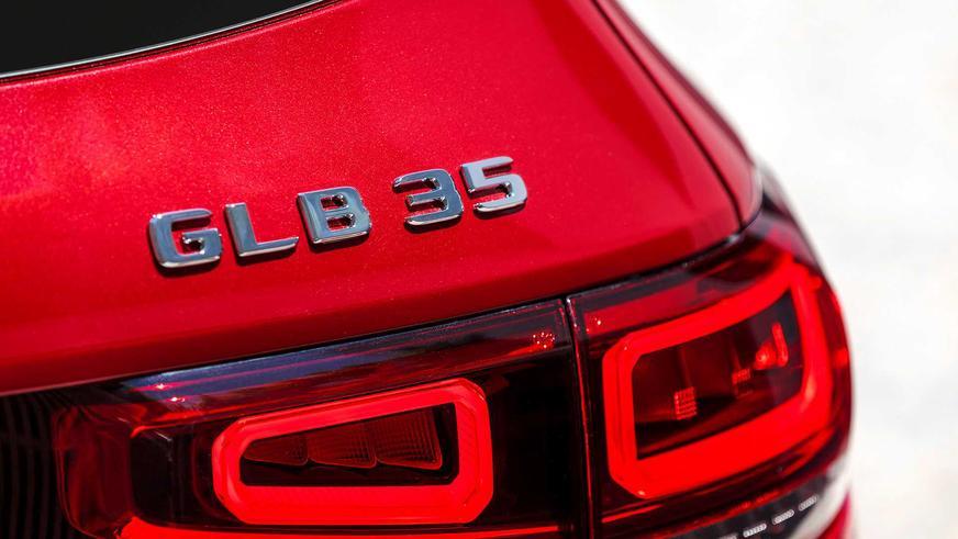 У Mercedes-Benz GLB появилась AMG-версия