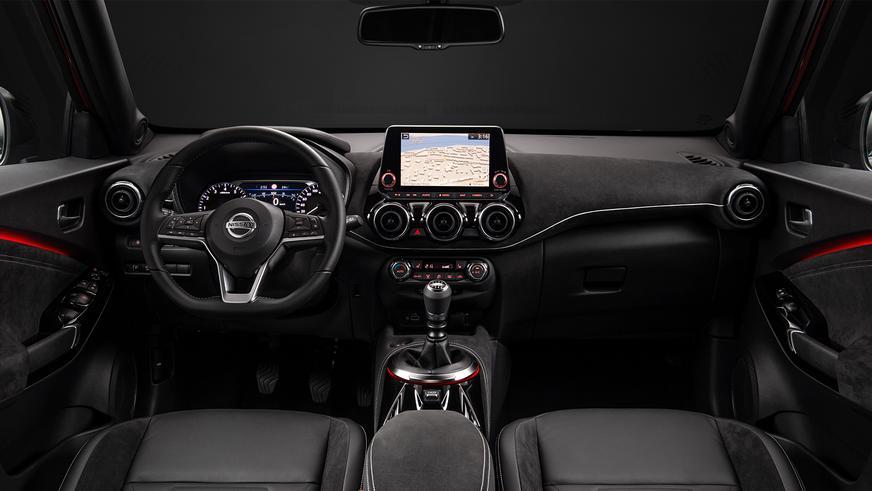 Представлено второе поколение Nissan Juke