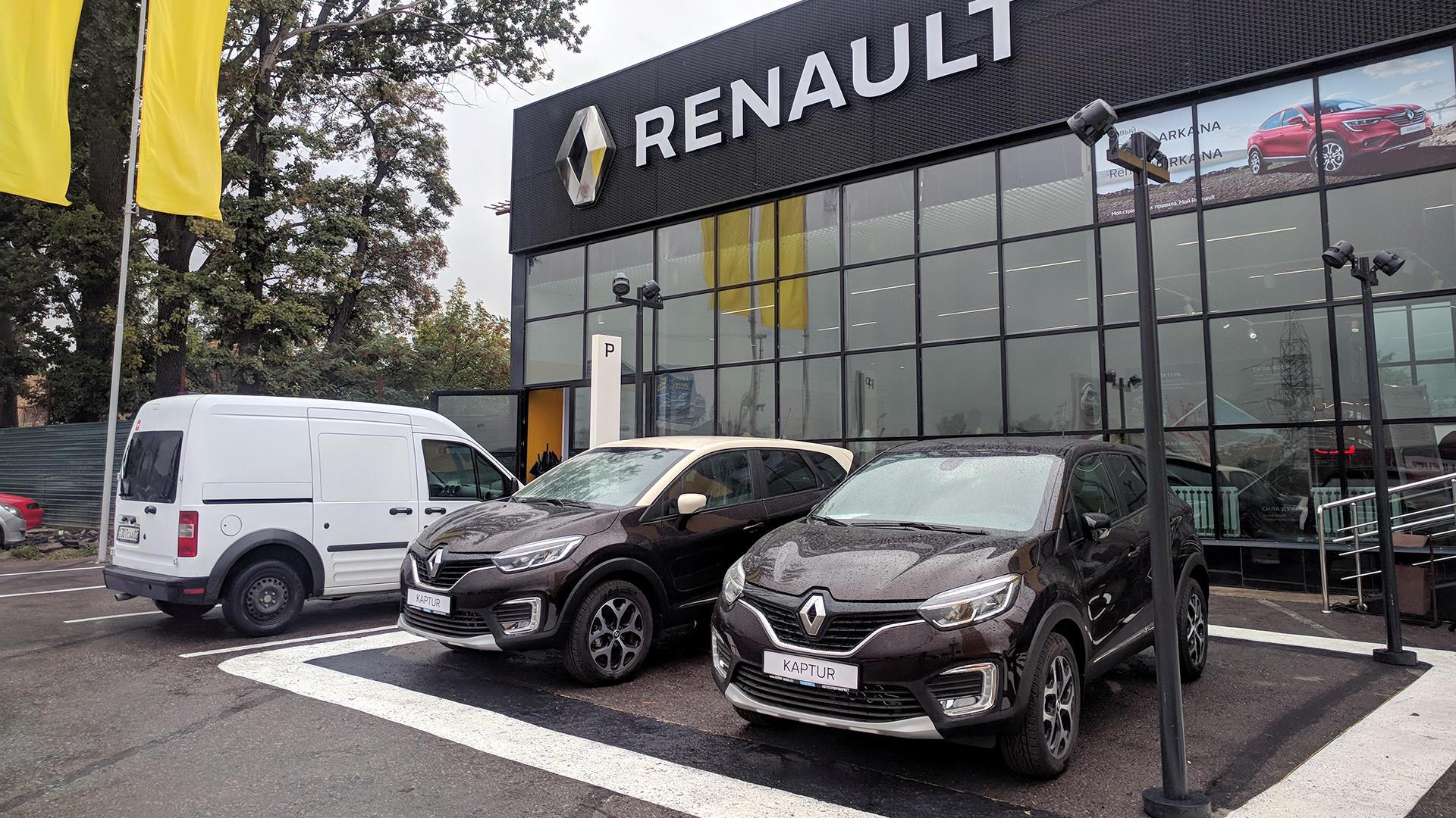 Renault Arkana в Казахстане: 20 машин за неделю