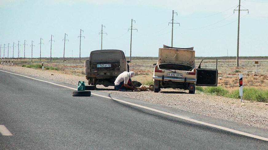 Автомотоэкспедиция: 5 000 км по дорогам Казахстана