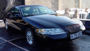Редкий Lincoln Mark VIII за 5 млн тенге
