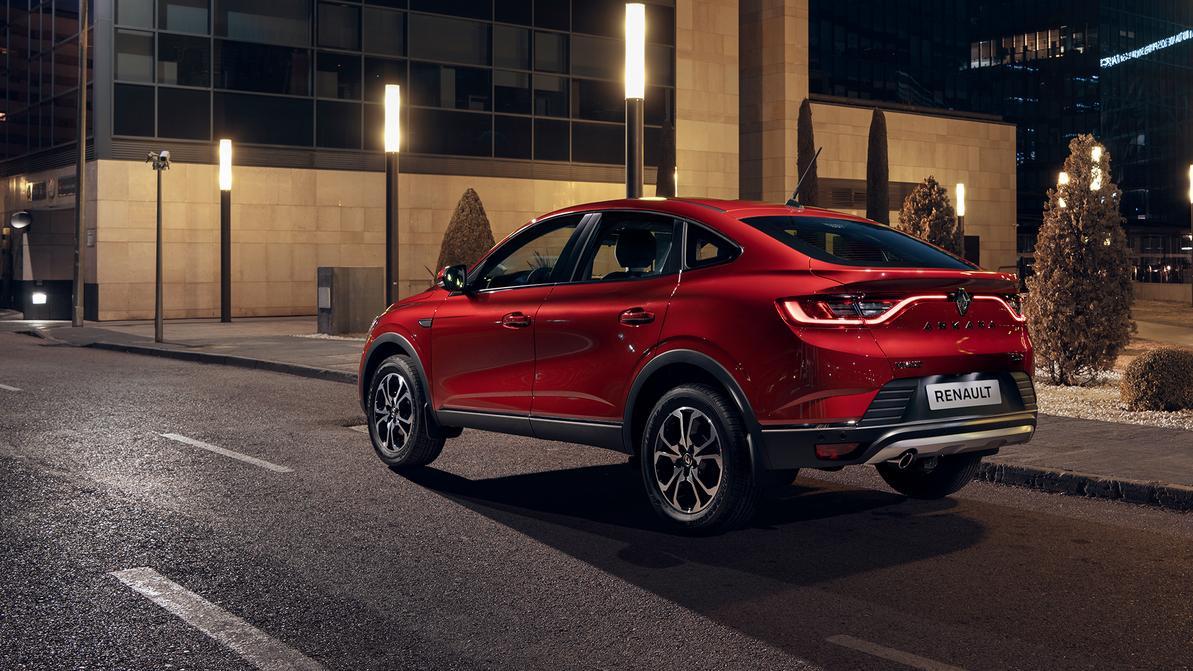 Renault Arkana провалилась в продажах онлайн