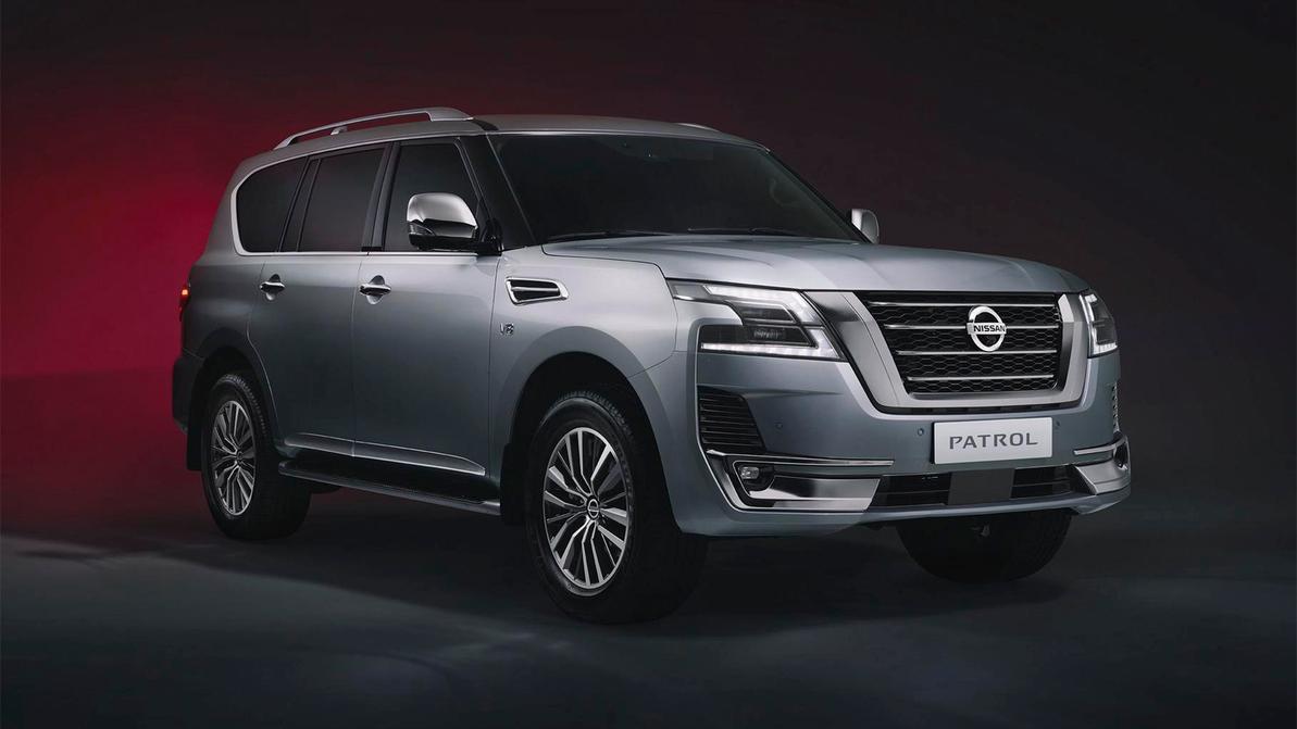 Nissan представил обновлённый Patrol