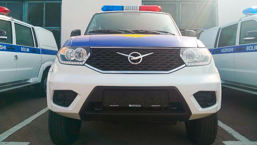 Задержанных в Алматы будут возить «с комфортом» на внедорожниках