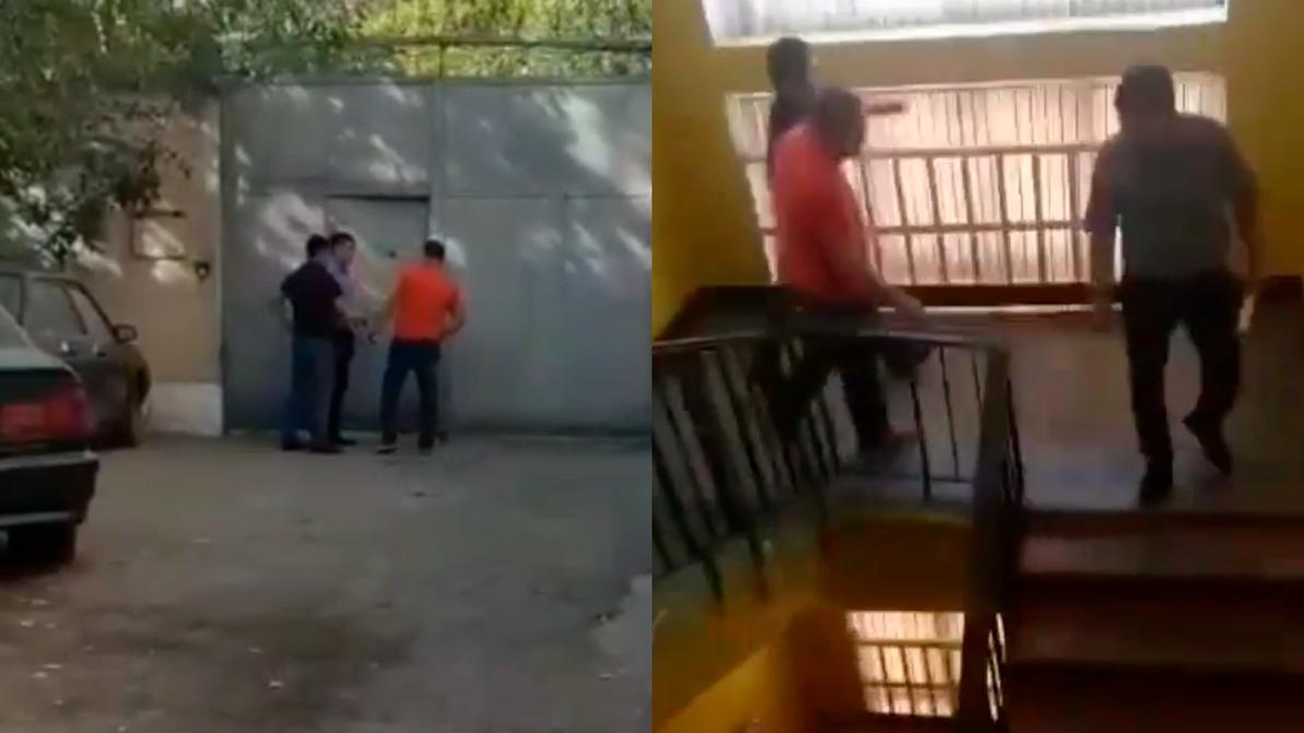«Охотника за полицейскими» Руслана Жанпеисова задержали в Шымкенте