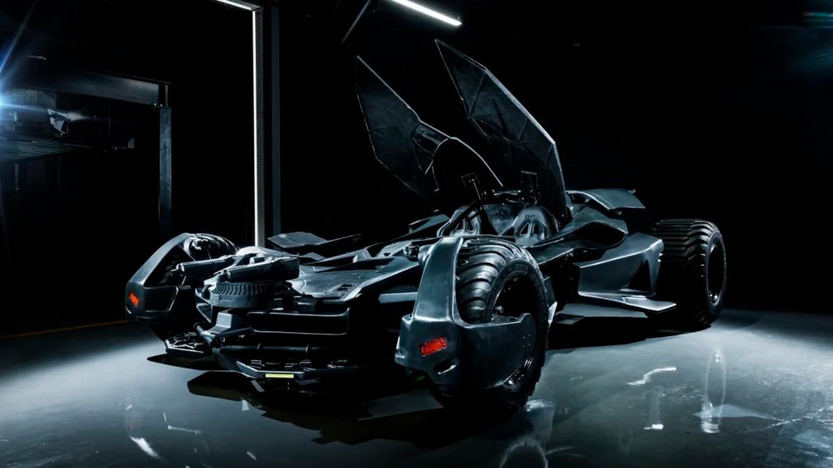 Бэтмобиль за 840 тысяч долларов