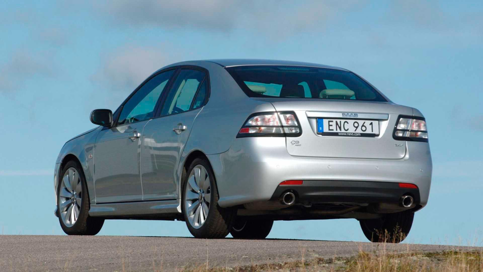 Самый последний Saab пустят с молотка