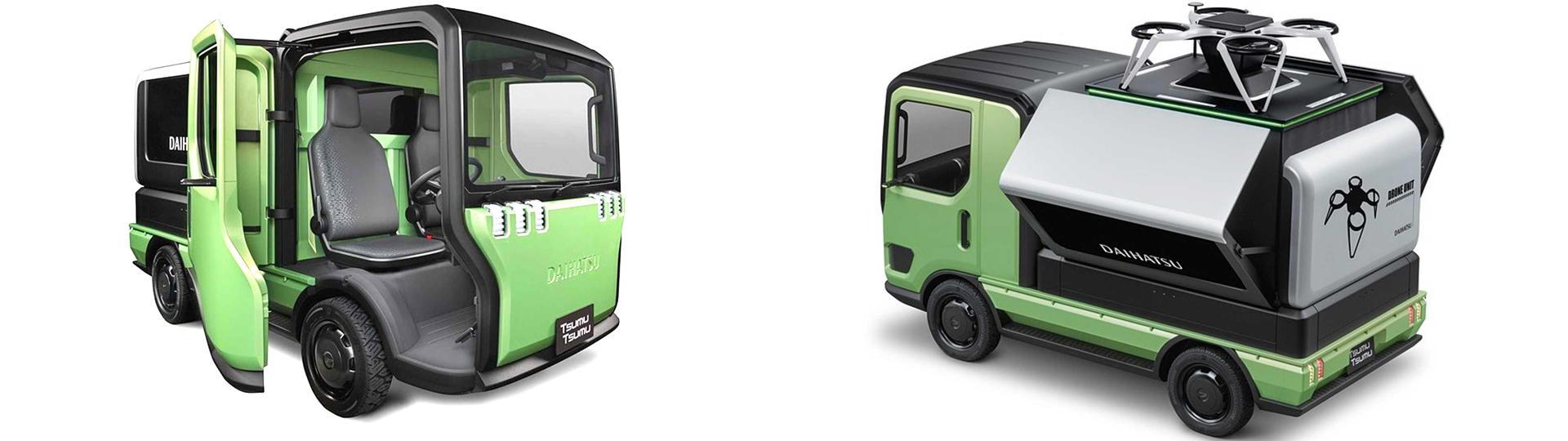 Выводок покемонов Daihatsu