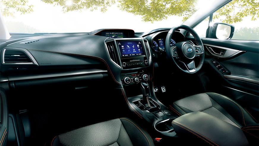 Subaru представила обновлённый XV