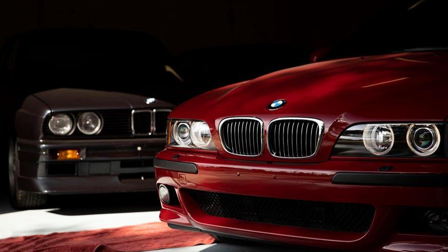 BMW M5 E39 продают за $150 000