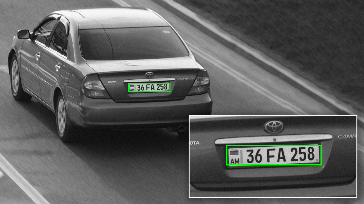 Штрафы на автомобили с иностранными номерами будут приходить по данным из страховки