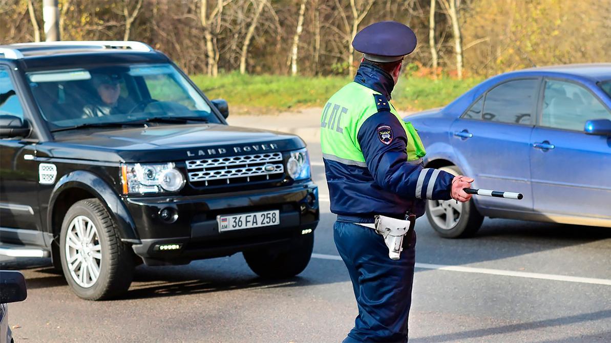 В России тоже хотят штрафовать нарушителей на армянских номерах