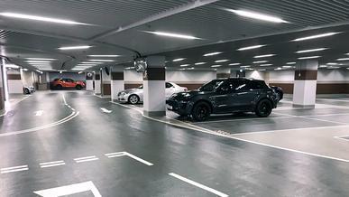 Парковка за миллион