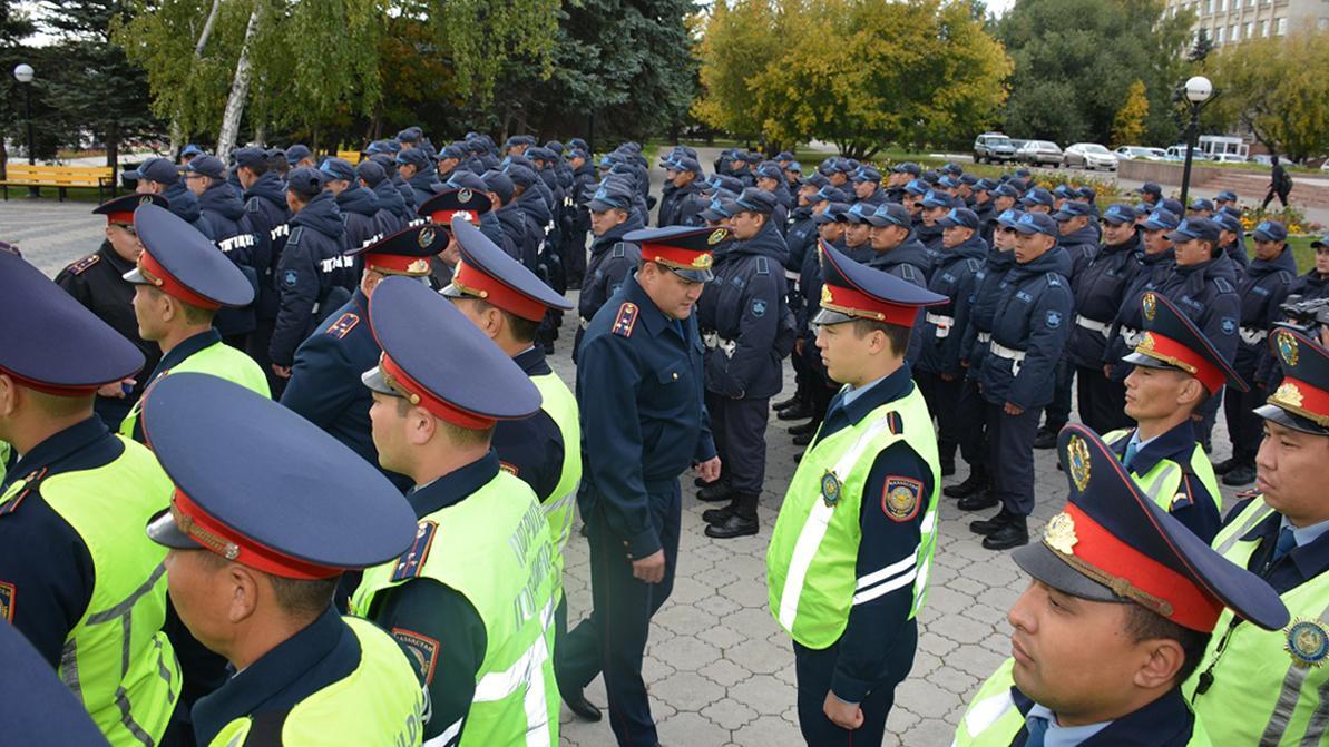 К единому стандарту решили привести полицейских в Казахстане