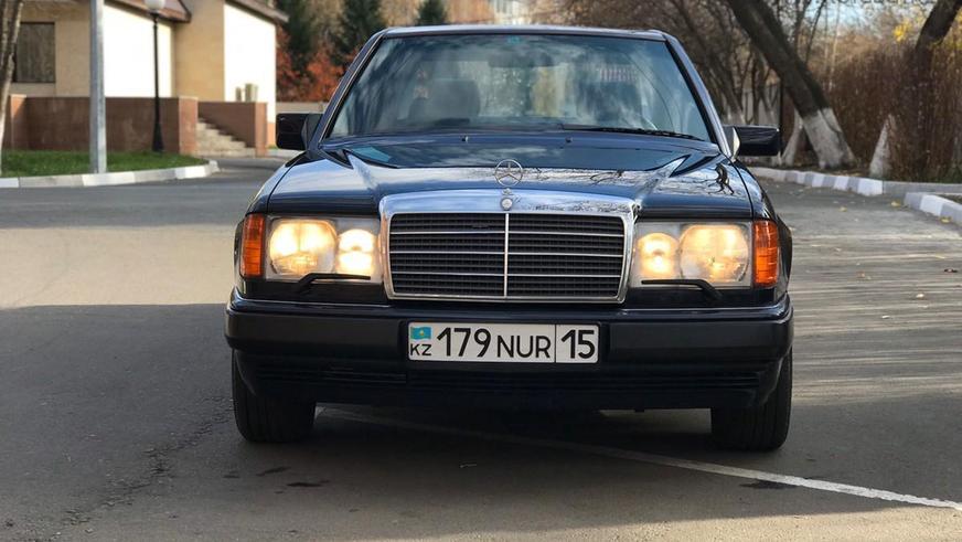 Шесть миллионов за полноприводный Mercedes-Benz W124