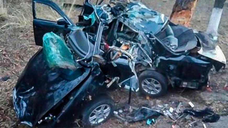 20 лет получил водитель, намеренно протаранивший Camry односельчанина