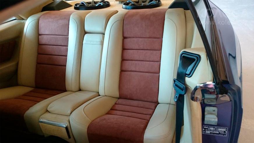 Широкий Mercedes-Benz W126 выставлен на продажу