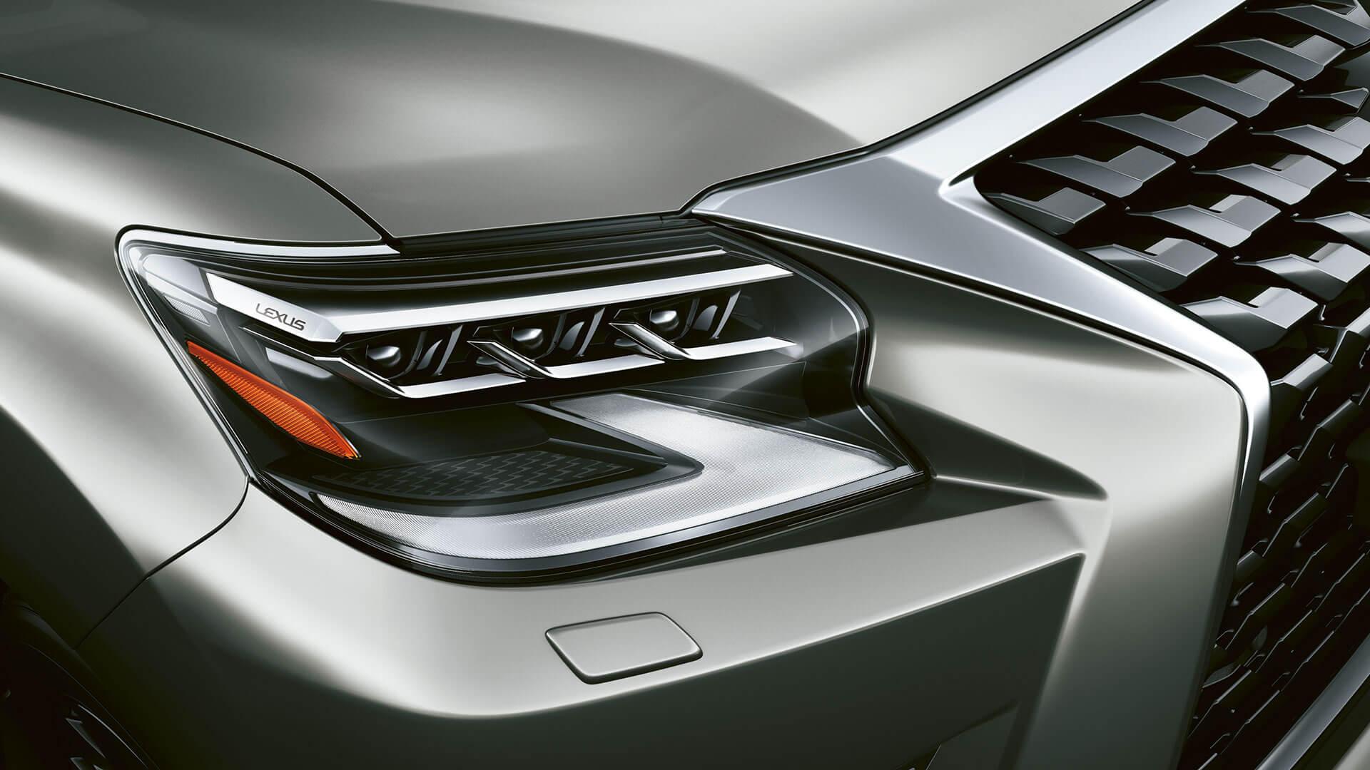 Сколько стоит обновлённый Lexus GX в Казахстане