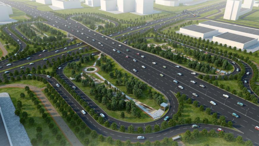 Какими будут новые развязки в центре Нур-Султана?