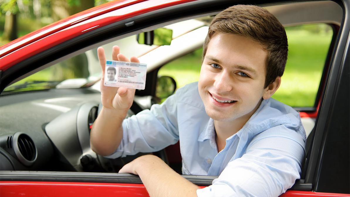 Молодёжь водит авто аккуратнее!
