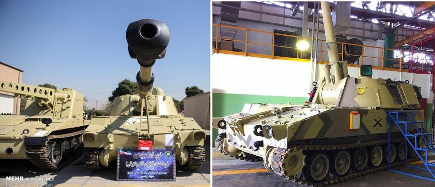 Иранские военные похвалились тем, что способны творить с чужой техникой