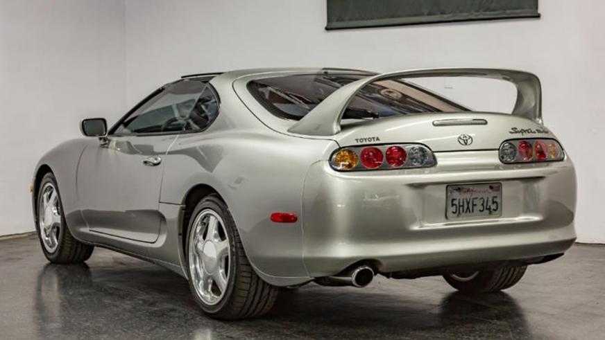 Toyota Supra планируют продать за $499 999