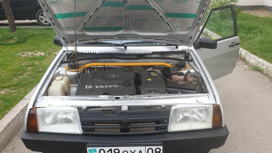 Пятёрка самых дорогих ВАЗ-21099 на kolesa.kz