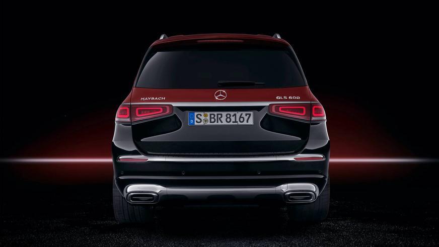 Mercedes-Maybach GLS 600 представлен официально