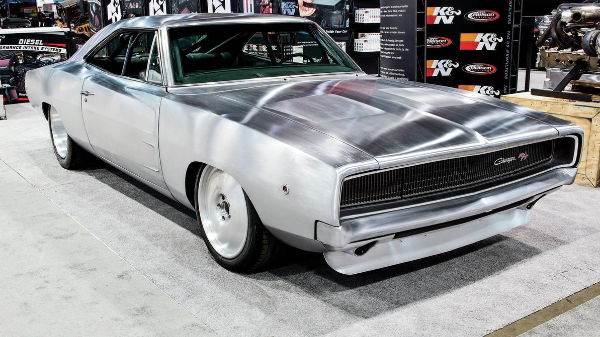 Dodge Charger Доминика Торетто пустят с молотка