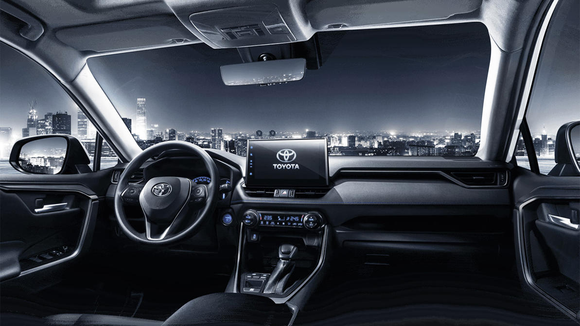 Toyota превратила RAV4 в Wildlander