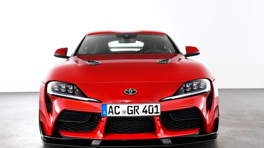 AC Schnitzer впервые поработала над Toyota