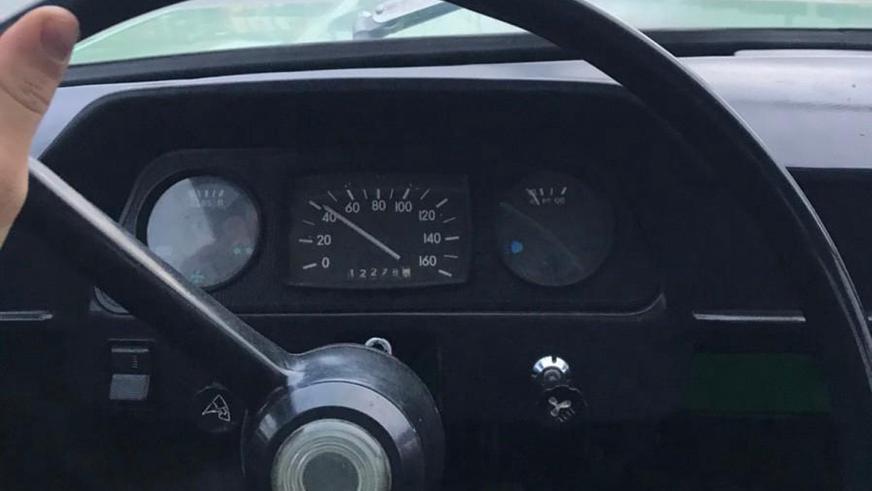 ЗАЗ-968 с мизерным пробегом продают за копейки