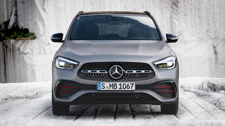 Mercedes-Benz презентовала второе поколение GLA