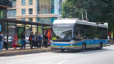 Троллейбусы в Алматы сохранят