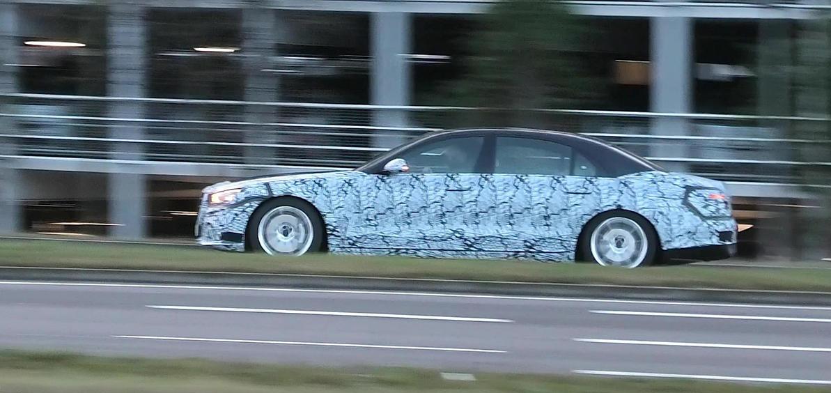 Что мы знаем о Mercedes-Benz S-Class W223