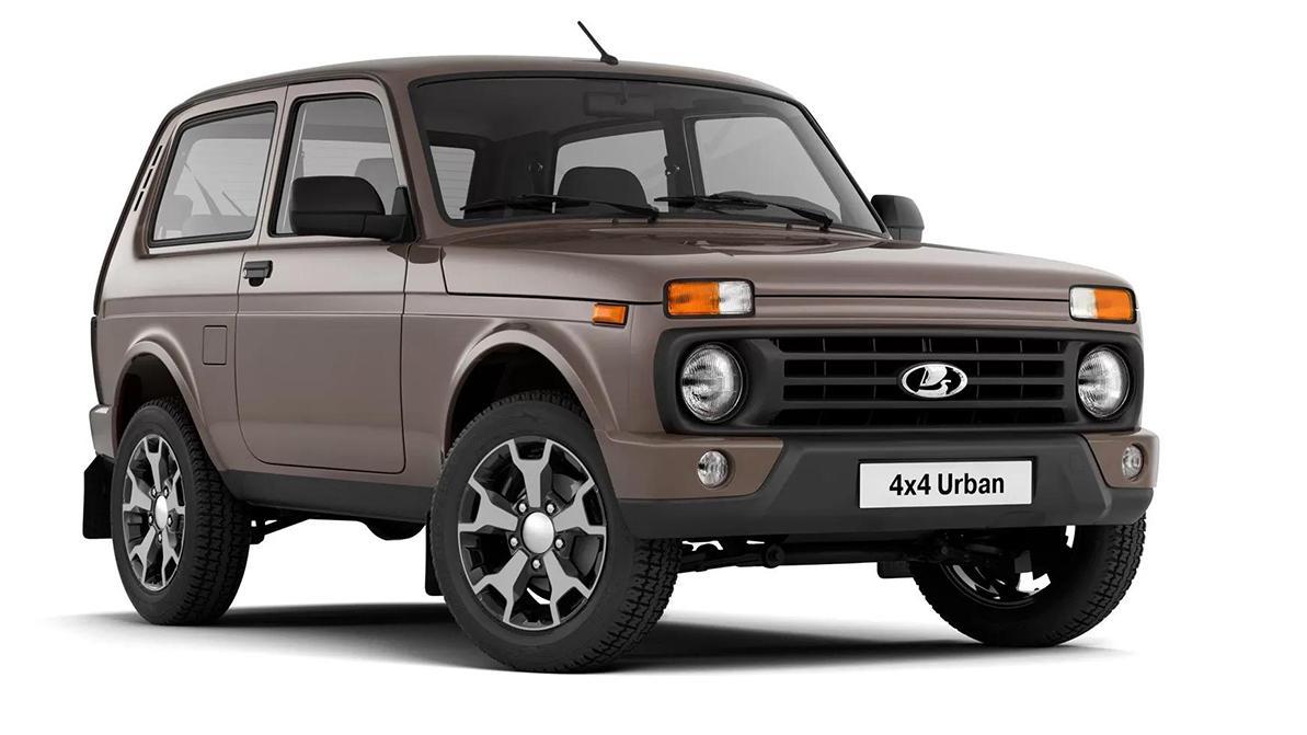 Запад удивлён обновлением Lada 4x4