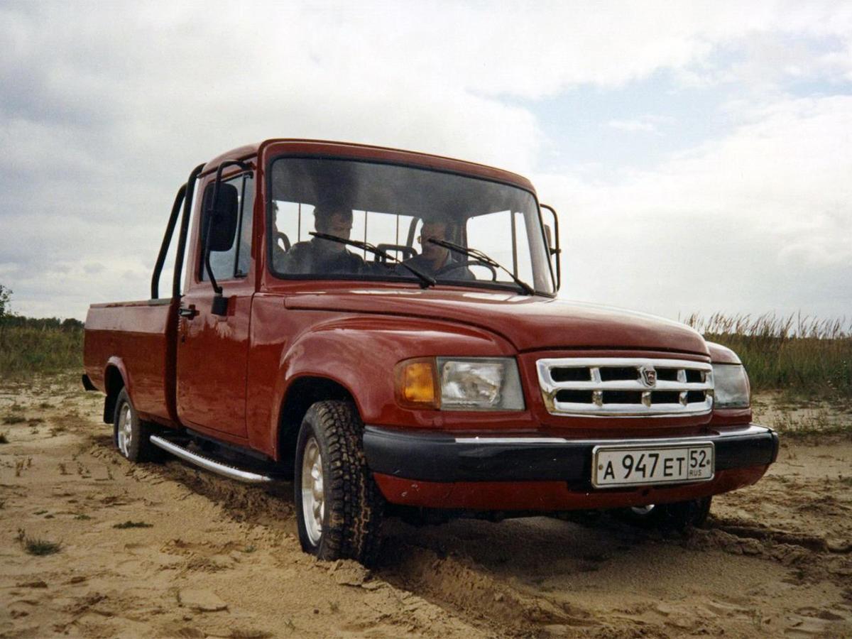Прототип ГАЗ-2308 «Атаман» выставлен на продажу