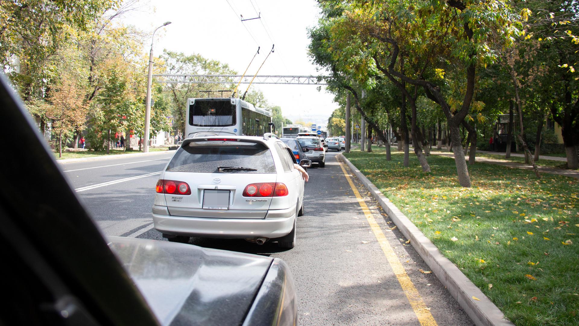 Убирать BRT в Алматы не планируют