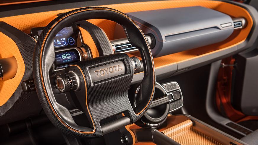 Новый кроссовер Toyota могут назвать 4Active