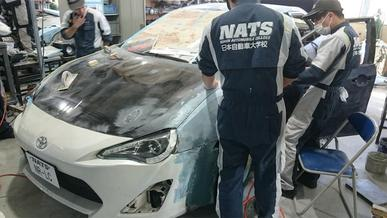 Toyota Camry превратили в GT86